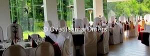 Okrasitev prostora - za svečano vzdušje na vajini poroki